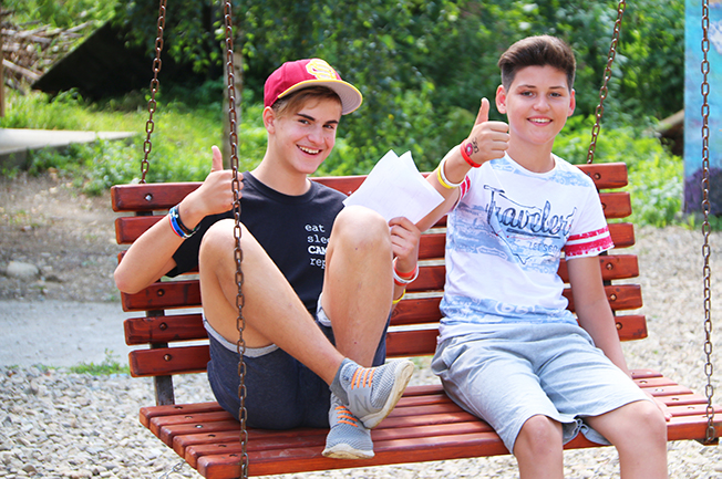 Летние каникулы с DEC camp: влюбляем детей в английский. Фото - 6