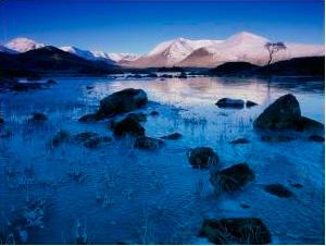 Волнующие пейзажи Шотландии. Фото - 7