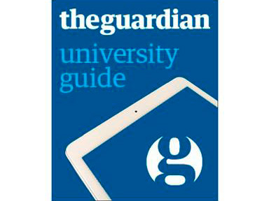Рейтинг The Guardian University Guide. Фото - 4