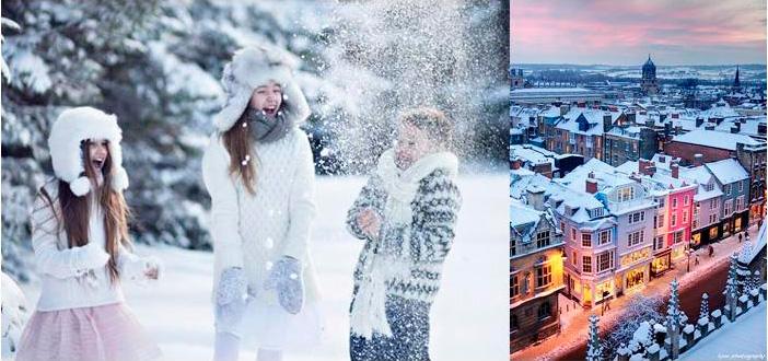 Зимние каникулы за рубежом для школьников и студентов. Фото - 3