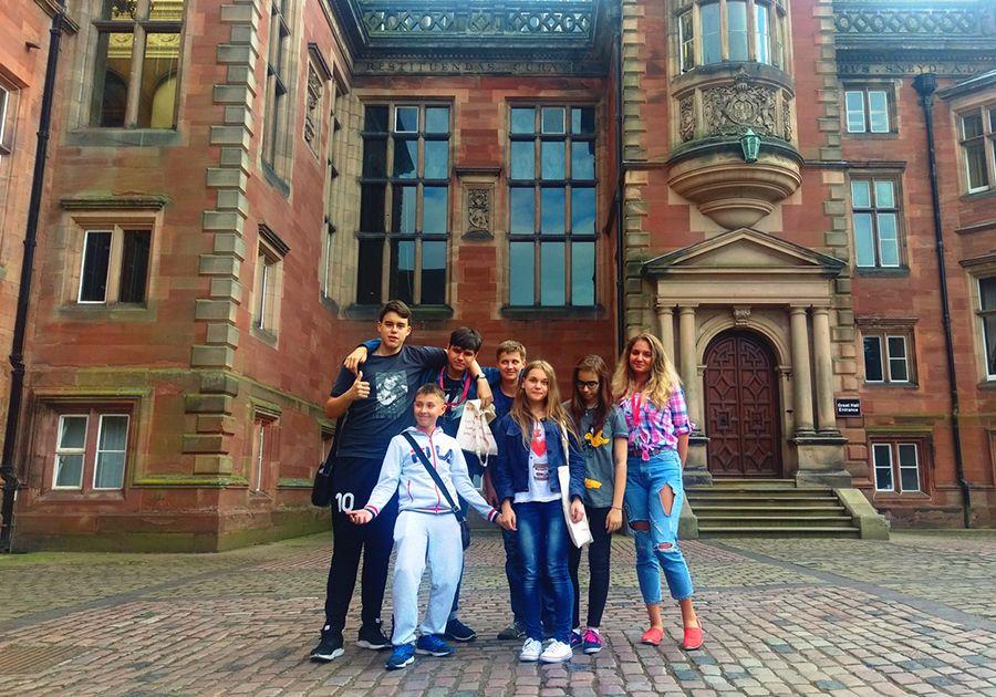 Дневник групповой поездки в Alpadia School (Великобритания) 2-22.07.2017. Фото - 3