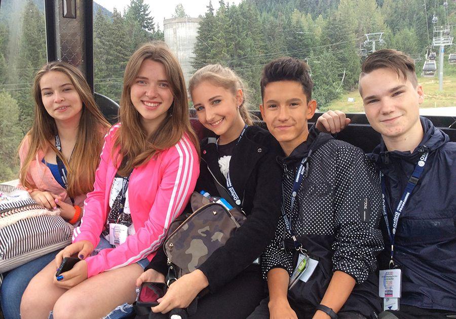 Дневник групповой поездки в University of British Columbia (Ванкувер, Канада) 8-29.07.2017. Фото - 4