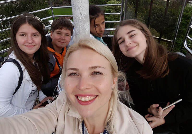 Дневник групповой поездки в Heriot-Watt University 31.07 - 14.08.2017. Фото - 3