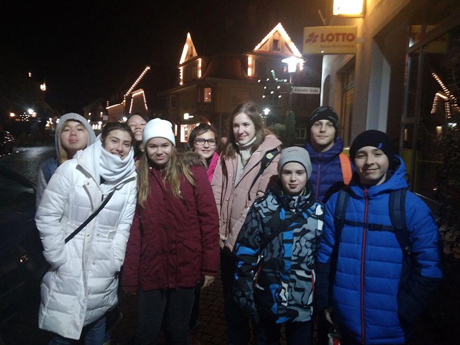 Дневник групповой поездки Humboldt-Institut: Bad Schussenried 24.12.2017 - 6.01.2018. Фото - 19