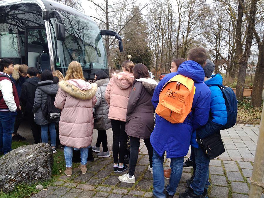 Дневник групповой поездки Humboldt-Institut: Bad Schussenried 24.12.2017 - 6.01.2018. Фото - 21