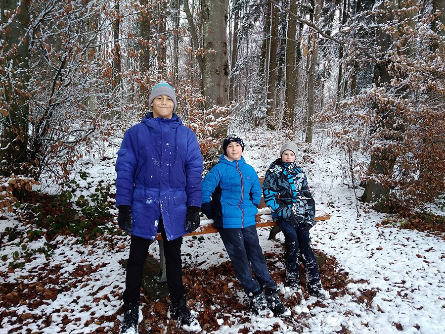 Дневник групповой поездки Humboldt-Institut: Bad Schussenried 24.12.2017 - 6.01.2018. Фото - 25