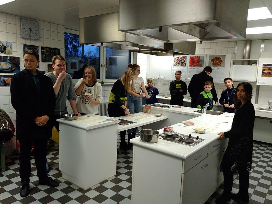 Дневник групповой поездки Humboldt-Institut: Bad Schussenried 24.12.2017 - 6.01.2018. Фото - 26