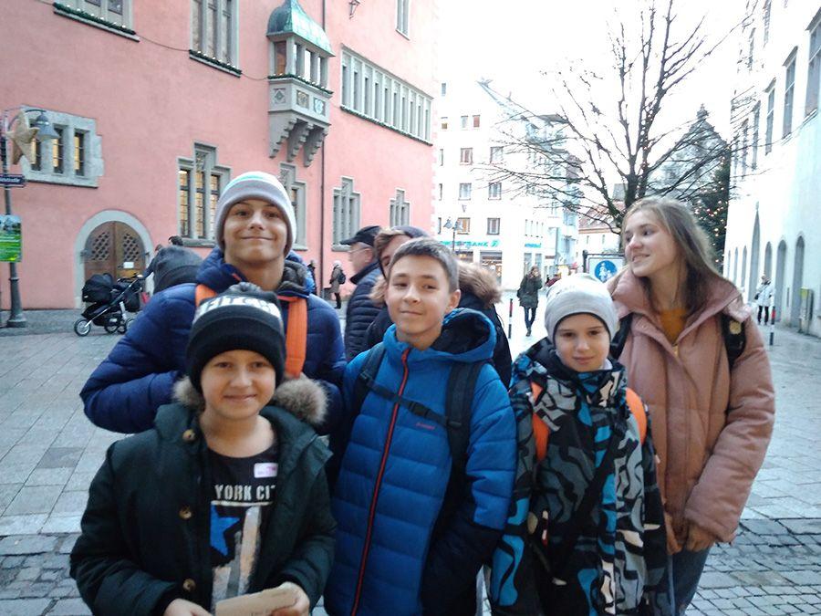 Дневник групповой поездки Humboldt-Institut: Bad Schussenried 24.12.2017 - 6.01.2018. Фото - 50