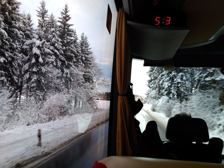 Дневник групповой поездки Humboldt-Institut: Bad Schussenried 24.12.2017 - 6.01.2018. Фото - 28