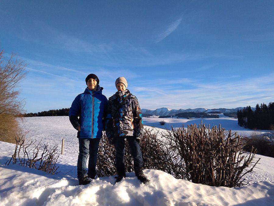 Дневник групповой поездки Humboldt-Institut: Bad Schussenried 24.12.2017 - 6.01.2018. Фото - 38