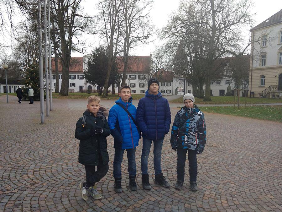 Дневник групповой поездки Humboldt-Institut: Bad Schussenried 24.12.2017 - 6.01.2018. Фото - 12