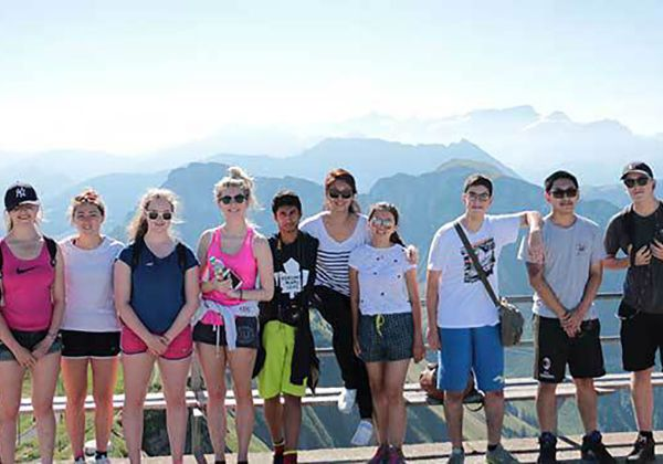 Летние курсы в Швейцарии: пробуем себя в сфере международного гостеприимства. Фото - 6