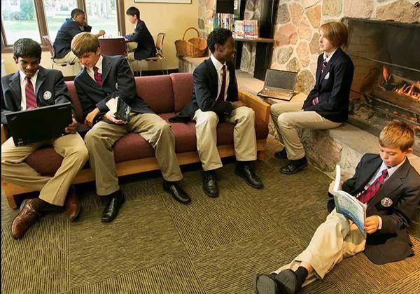 Быт в британских школах: чем живут ученики вне класса. Фото - 6