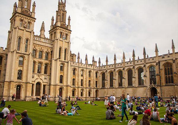Учеба и быт студентов в Великобритании. Фото - 7