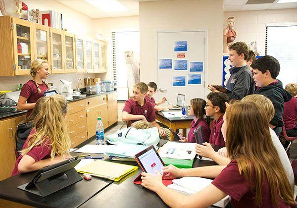 Среднее образование в США: Nord Anglia — выгодная инвестиция в будущее ребенка. Фото - 9
