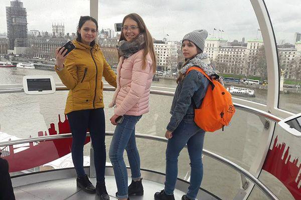 Дневник групповой поездки Oxford International - Royal Holloway University 27.03 - 10.04.2018 . Фото - 15
