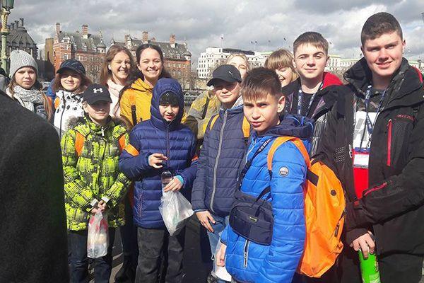 Дневник групповой поездки Oxford International - Royal Holloway University 27.03 - 10.04.2018 . Фото - 16