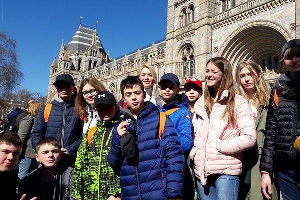 Дневник групповой поездки Oxford International - Royal Holloway University 27.03 - 10.04.2018 . Фото - 29