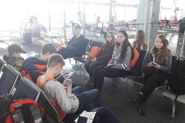 Обучение в групповой поездке в Royal Holloway University. Отзыв Марии, Максима и Марины . Фото - 8