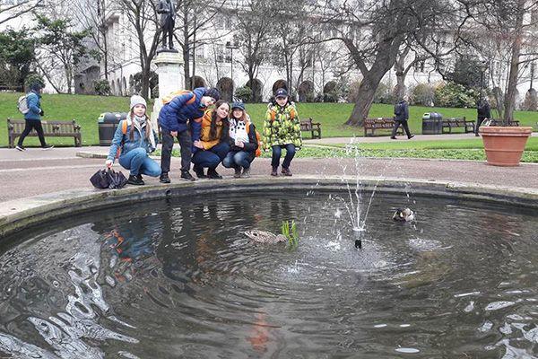 Обучение в групповой поездке в Royal Holloway University. Отзыв Марии, Максима и Марины . Фото - 4
