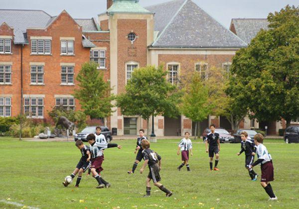 Канадская школа вблизи. Фото - 8