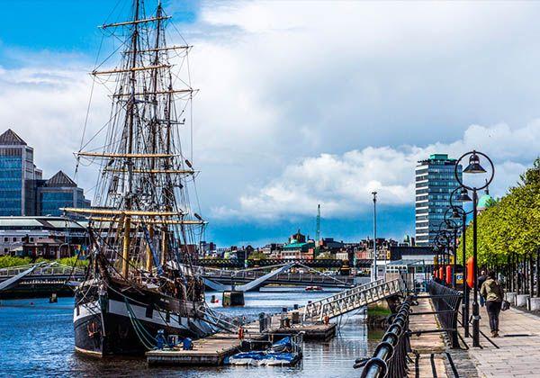 Чем Ирландия привлекает студентов и туристов со всего мира. Фото - 7