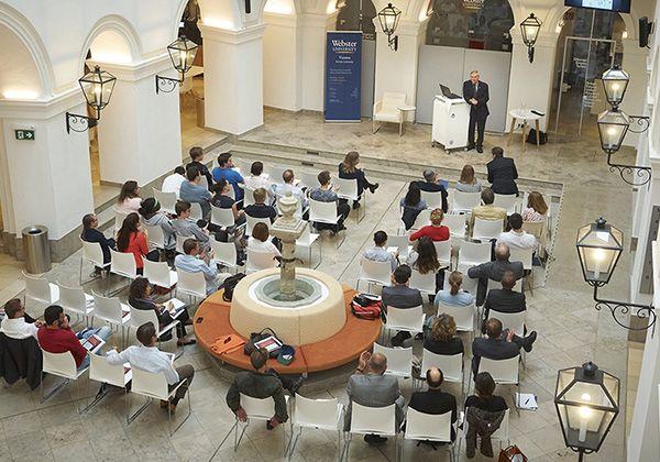 Webster University в Австрии – американский и европейский диплом в одном вузе. Фото - 5