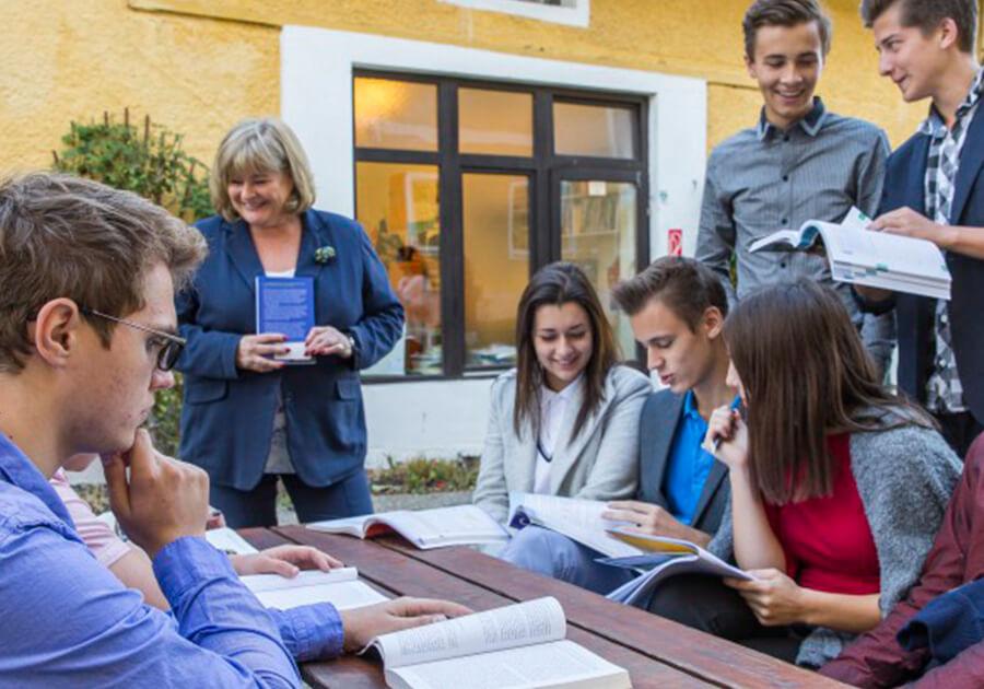 AIS-Salzburg: культурное развитие и образование в Европе. Фото - 5