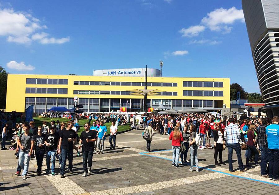 HAN University of Applied Sciences – техническое и бизнес-образование в Нидерландах  . Фото - 3