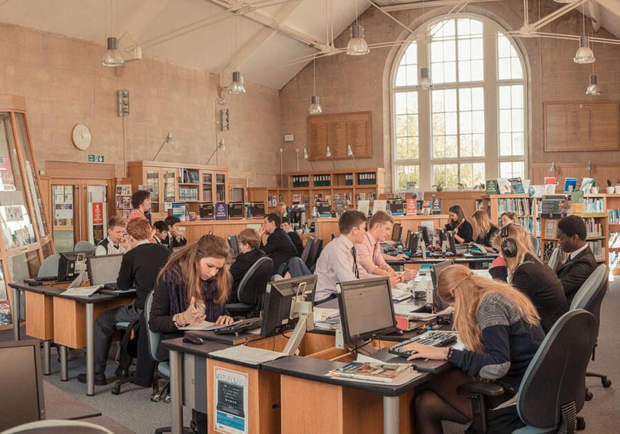 Wycliffe College – идеальные условия для развития и обучения ребенка в Англии. Фото - 10