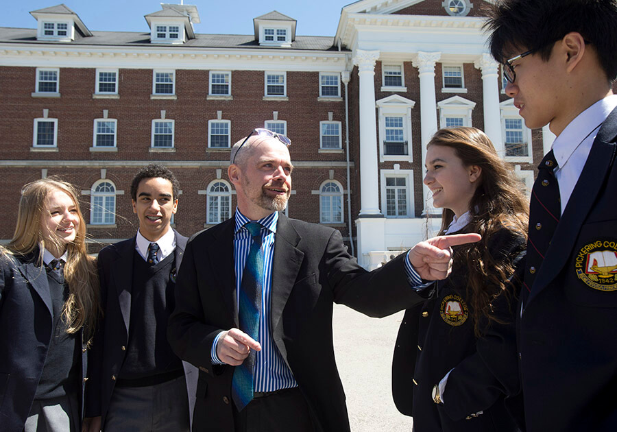 Советы Pickering College, которые помогут детям адаптироваться к жизни в зарубежной школе. Фото - 9