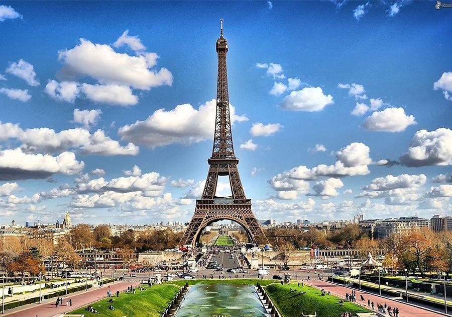 Je t'aime, Paris! Или как прекрасно учить французский в Париже. Фото - 3