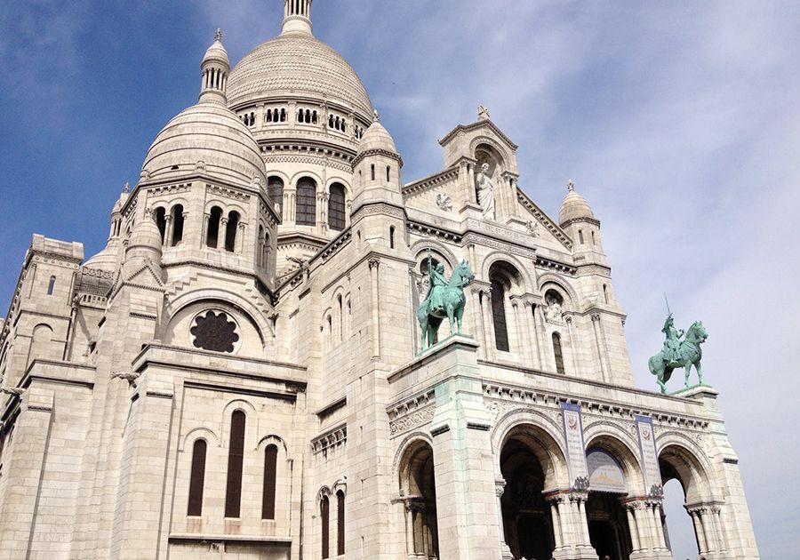 Je t'aime, Paris! Или как прекрасно учить французский в Париже. Фото - 5