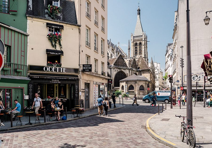 Je t'aime, Paris! Или как прекрасно учить французский в Париже. Фото - 7