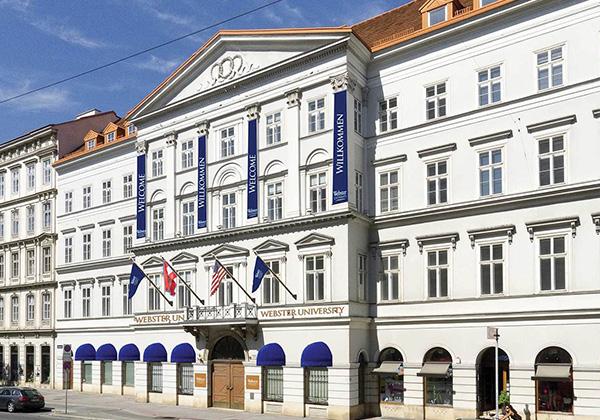 Бакалавр в области стратегических коммуникаций – уникальная программа в австрийском Webster University . Фото - 6