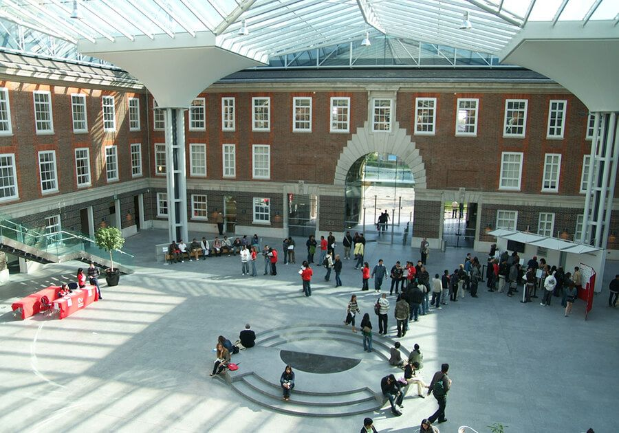 Middlesex University London – обучение в одном из топовых вузов Великобритании. Фото - 8