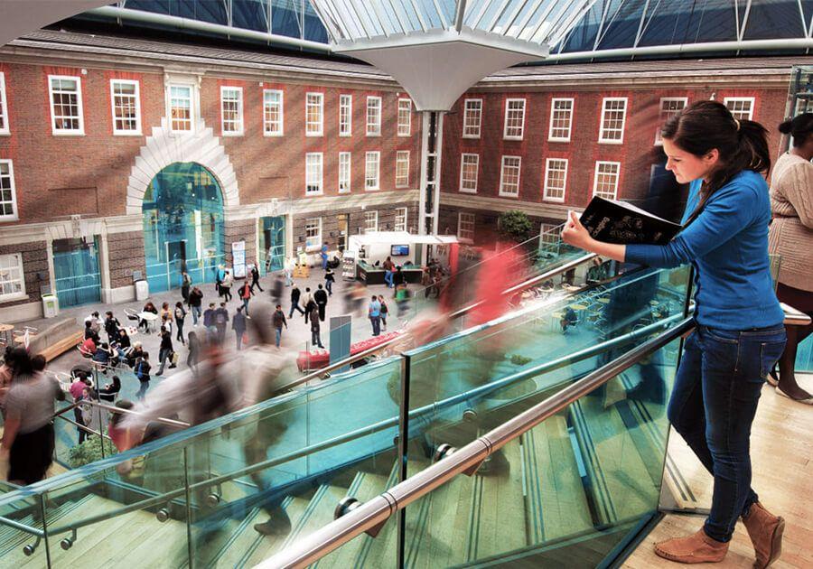 Middlesex University London – обучение в одном из топовых вузов Великобритании. Фото - 9