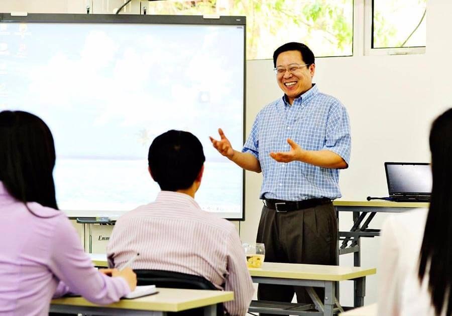 Обучение в Китае – университет Nankai. Фото - 8