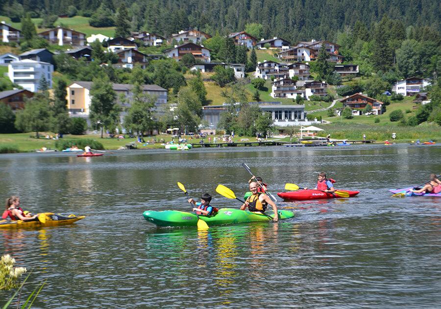 Junior and Teen Camp: спорт, досуг и иностранные языки в Швейцарии. Фото - 7