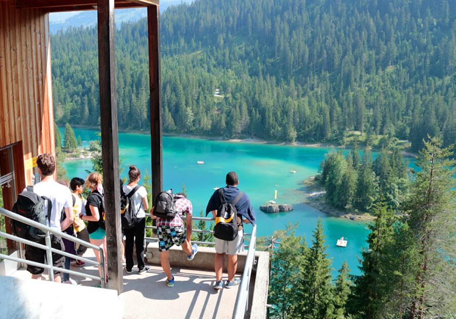 Junior and Teen Camp: спорт, досуг и иностранные языки в Швейцарии. Фото - 4