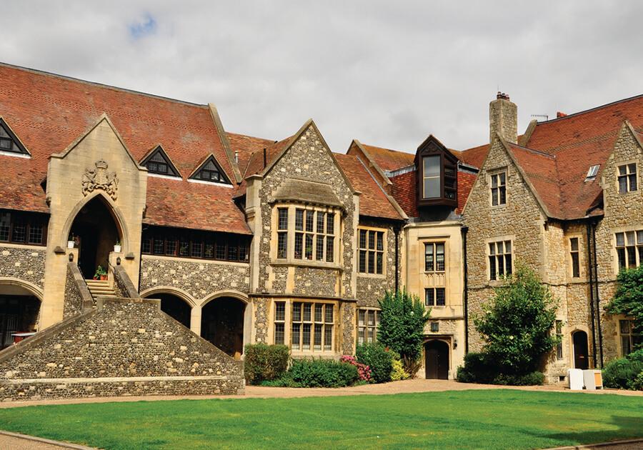The King's School – новый виток британского образования. Фото - 4
