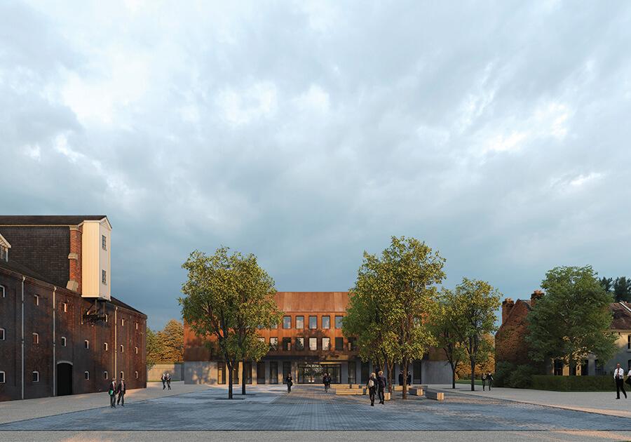 The King's School – новый виток британского образования. Фото - 7