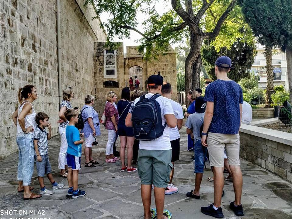 Дневник групповой поездки в English in Cyprus, 21/10 - 4/11/2018. Фото - 16