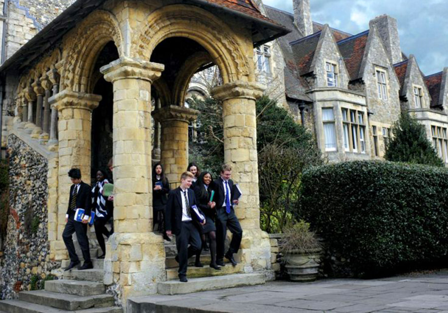 Британская King's School – новый колледж для новых возможностей. Фото - 3