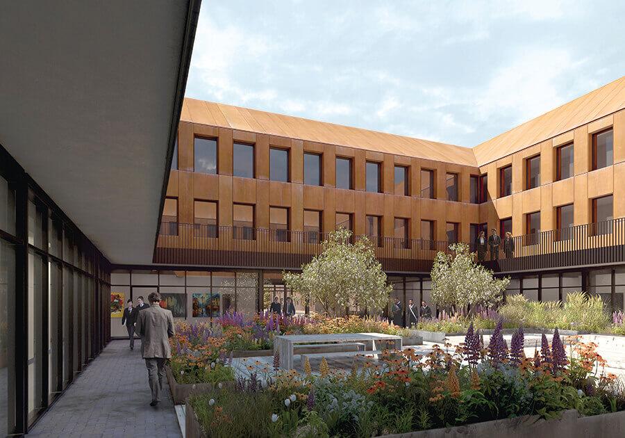 Британская King's School – новый колледж для новых возможностей. Фото - 5