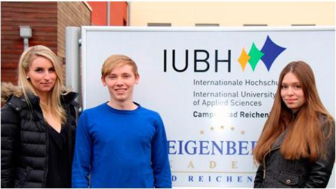 IUBH School of Business and Management — бизнес-образование в Германии на английском. Фото - 3