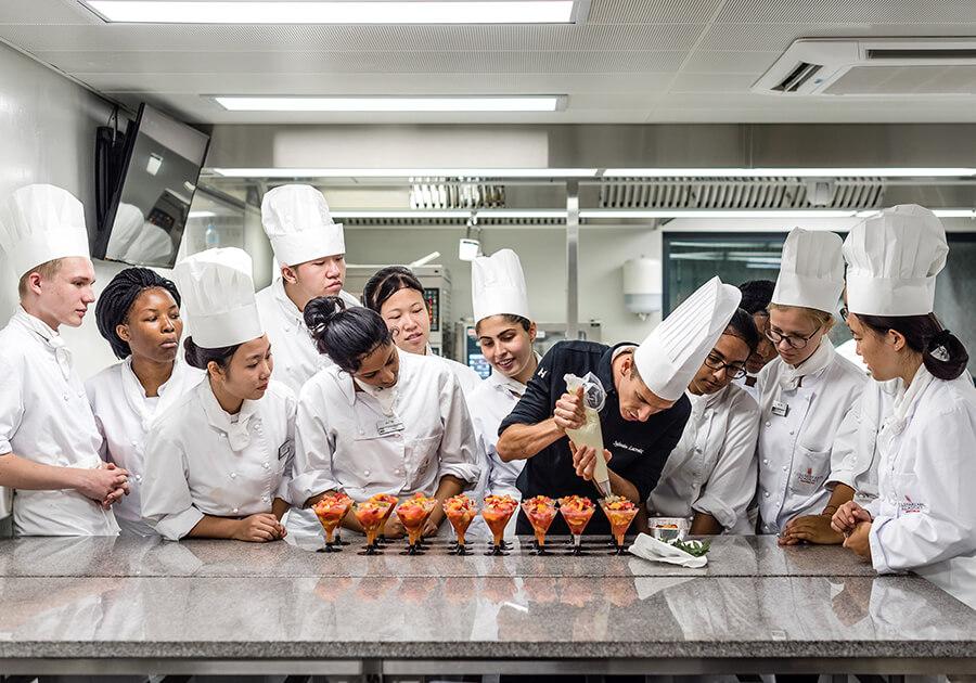 Где готовят лучших кулинаров в мире. Фото - 3