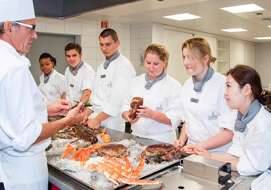 Где готовят лучших кулинаров в мире. Фото - 6
