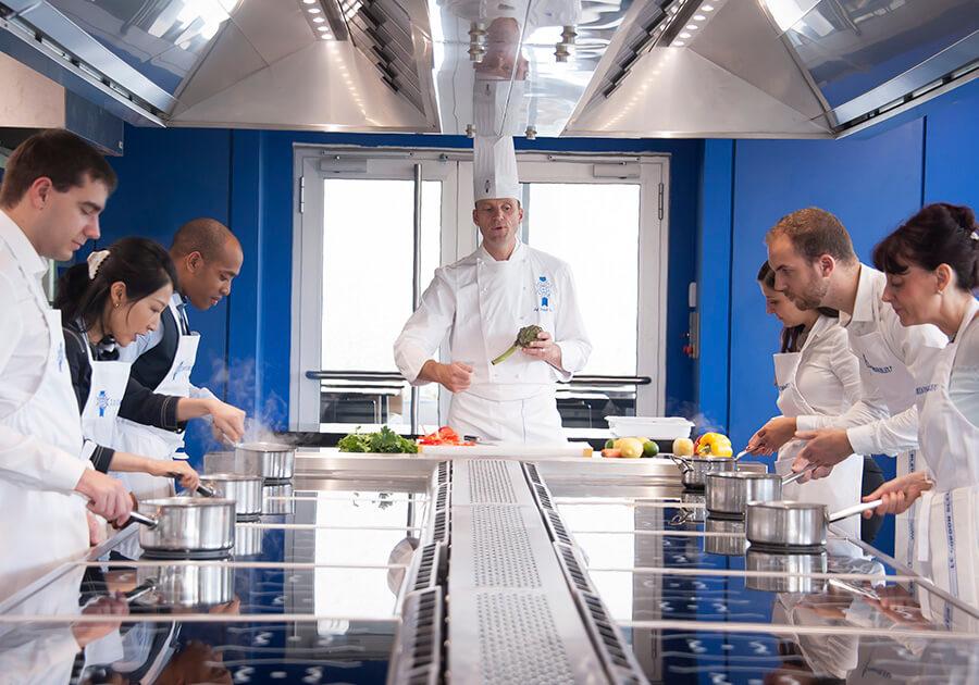 Інтерв'ю з Лізою Глінською, переможницею шоу «МайстерШеф», випускницею школи Le Cordon Bleu, а нині – успішним кулінаром. Фото - 4