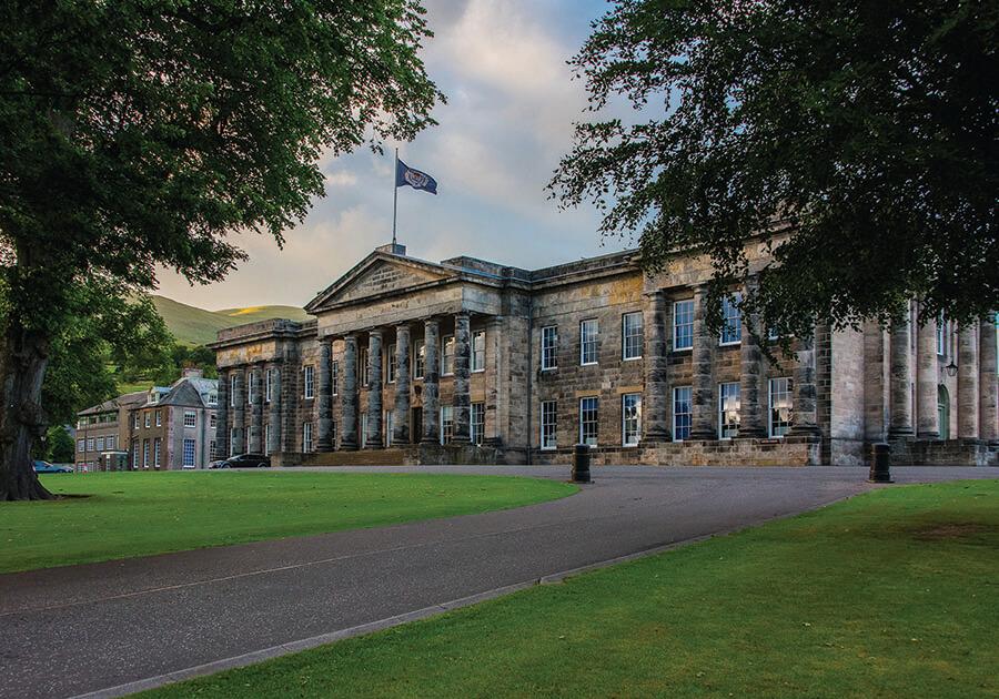 Dollar Academy – одна из крупнейших и лучших школ Шотландии. Фото - 4